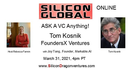 Ask VC Tom Kosnik Anything! tickets