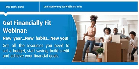 Get Financially Fit Webinar tickets