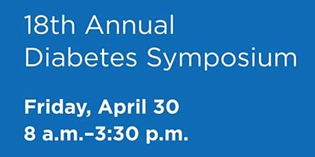18th Annual Diabetes Symposium: Virtual Event tickets