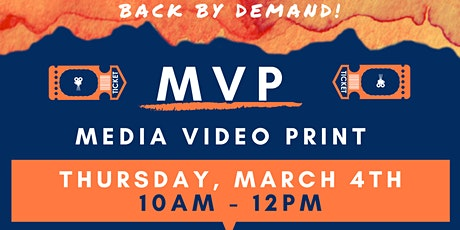 Back By Demand! MVP Marketing Event tickets