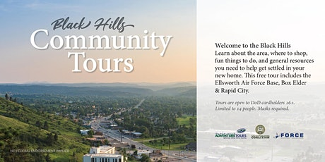 Black Hills Community Tours tickets
