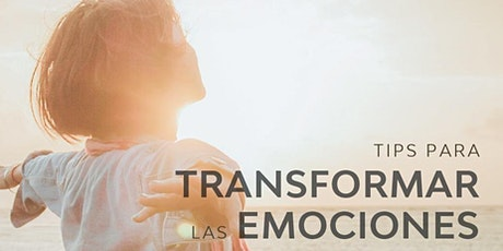 Tips para Transformar las Emociones boletos