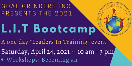 L.I.T (Leaders In Training) Bootcamp tickets