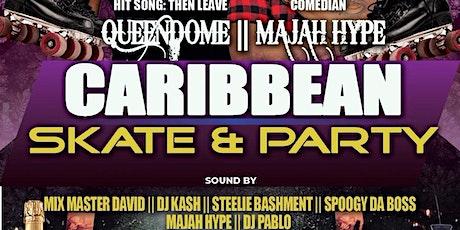 Reggae vs Soca Caribbean Skate Night Hosted by Queendome tickets