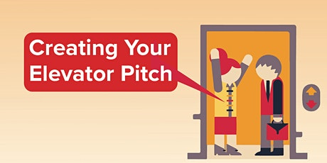 Crafting Your Elevator Pitch tickets
