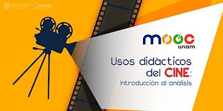 Usos Didácticos del Cine: Introducción al Análisis entradas