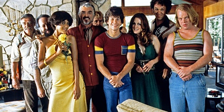 BOOGIE NIGHTS Secret Movie Club Cult Classic Night @Electric Dusk Drive-In tickets