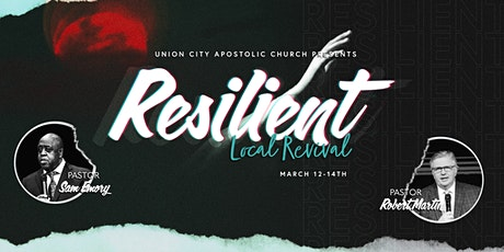 RESILIENT: a Local Revival with Sam Emory &  Robert Martin (In-Sanctuary) tickets
