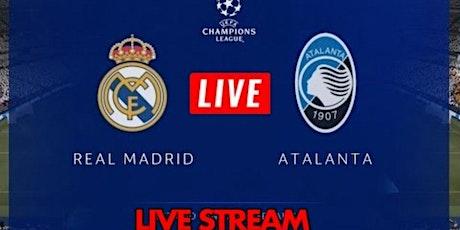 ONLINE-StrEams@!.Atalanta v Real LIVE ON 2021 tickets
