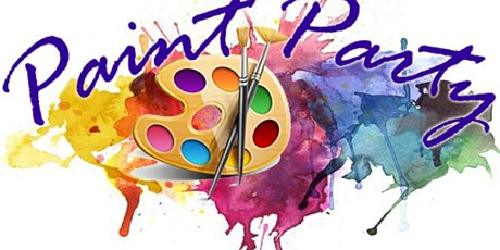 Sip Paint & 90's Party #TurnUpEdition tickets