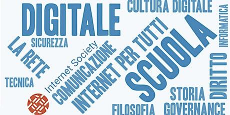 Internet per tutti, a scuola con Internet Society biglietti