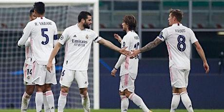TOTAL SPORTEK]...!! ATALANTA V REAL LIVE ON UEFA 2021 tickets