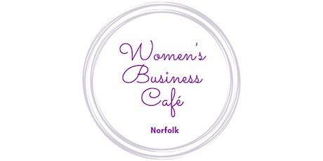 Women's Business Café - Networking via Zoom tickets
