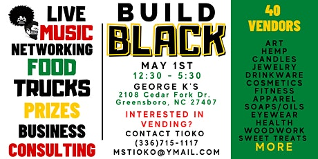 Build Black ALL 2021 tickets