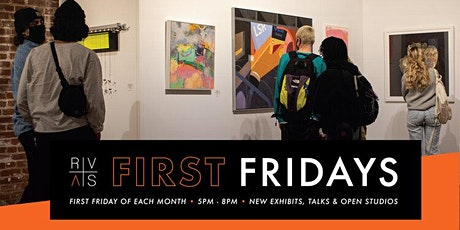 First Friday at Riverviews Artspace, March 5th tickets