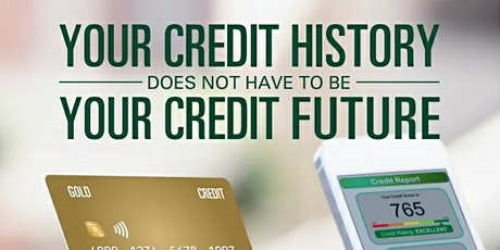 Your Credit History Does not Have to Be your Credit Future tickets