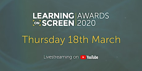 Learning on Screen Awards Ceremony 2020 tickets