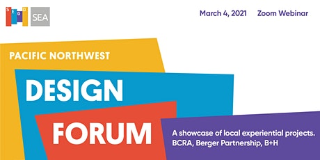 Pacific Northwest Design Forum tickets