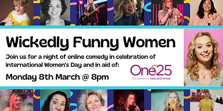 Wickedly Funny Women! tickets