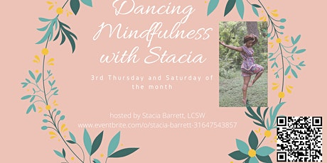 Dancing Mindfulness with Stacia- Virtual Practice tickets