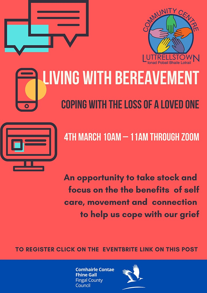 Living with Bereavement image