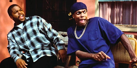 Ice Cube & Chris Tucker in FRIDAY @ Electric Dusk Drive-In tickets