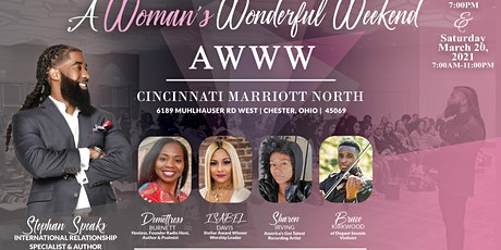 A Womans Wonderful Weekend (AWWW)- NEW DATE tickets