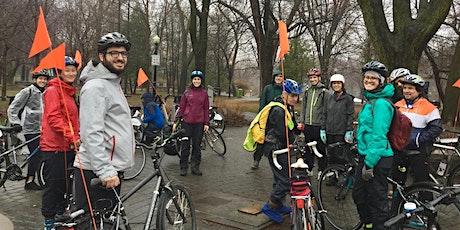 Formation pour instructeurs et instructrices Cycliste averti - Montréal tickets