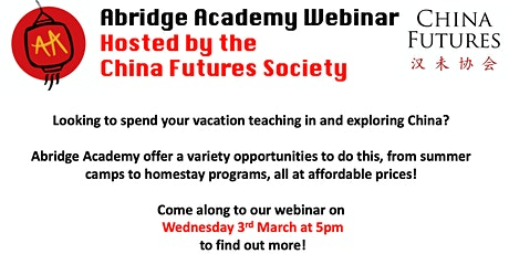 Abridge Academy Webinar tickets