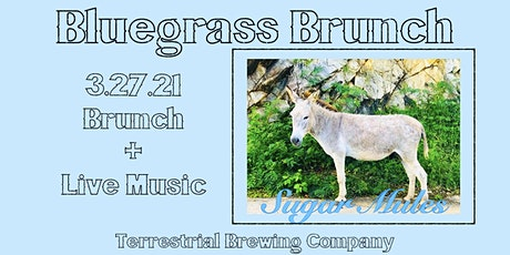 Terrestrial Presents: Bluegrass Brunch with Sugar Mules tickets