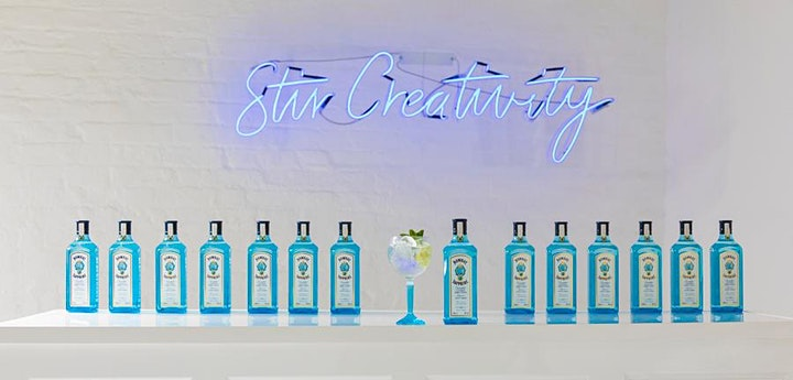 Cheers to International Women's Day with Katy Hessel and Bombay Sapphire image
