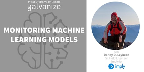 Monitoring Machine Learning Models [LIVE-ONLINE] tickets