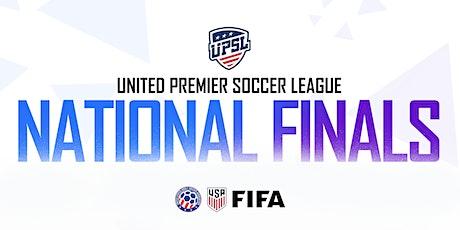 United Premier Soccer League - National Semi-Finals tickets
