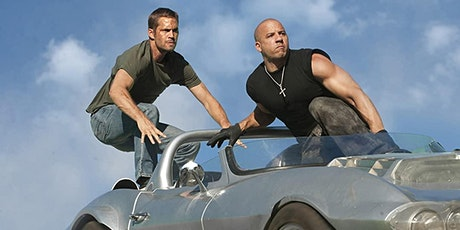 FAST & FURIOUS FIVE @ Electric Dusk Drive-In tickets