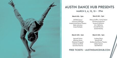 Austin Dance Hub Presents - Virtual Fest tickets