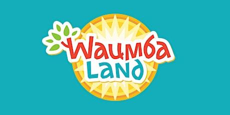 Woodstock City - March 7 - Waumba Land Registration tickets