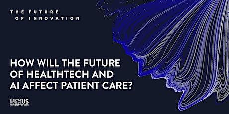 The Future of Innovation biglietti