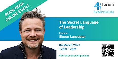 The Secret Language of Leadership tickets