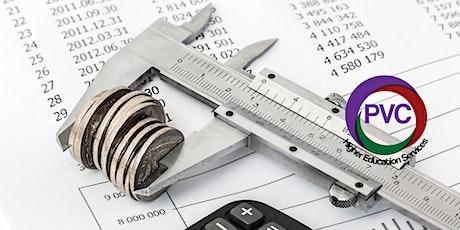 Elementos fundamentales en la creación del presupuesto  en propuestas tickets