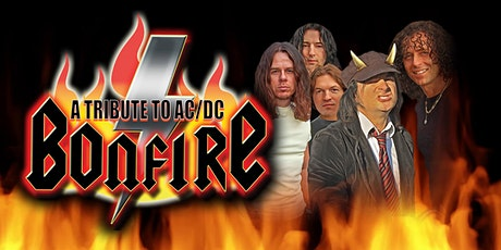 AC/DC Tribute by Bonfire - The Canyon Agoura tickets