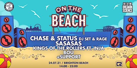 On The Beach - Brighton tickets