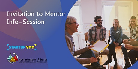 Invitation to Mentor Info Sessions tickets