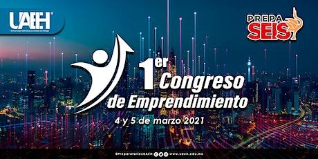 Primer Congreso de Emprendimiento tickets