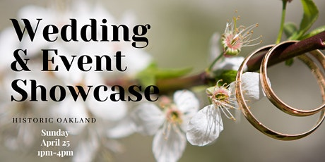 20th Annual Wedding & Event Showcase tickets