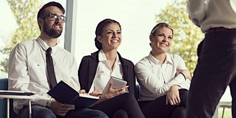 Interview & Networking Skills Workshop tickets