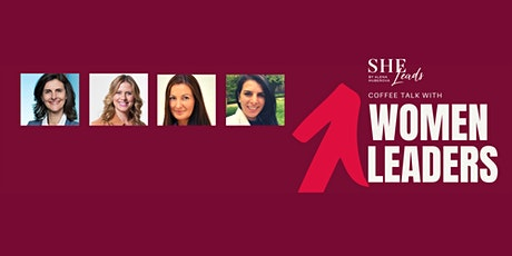 Coffee talk with women leaders tickets
