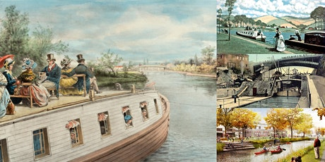 'The Erie Canal: A Story of Building the Impossible' Webinar tickets