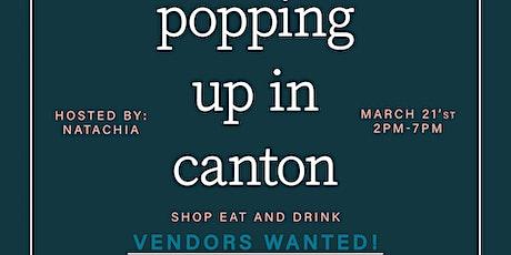 Pop Up Shop! tickets