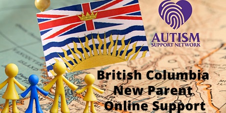 British Columbia New Parent Autism Support meeting tickets