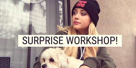 Acting through song / vocal technique WORKSHOP with Mariah Rose Faith tickets